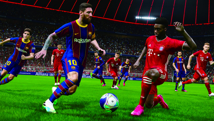 EFootball PES 2021 Download PC Highly Compressed Season Updated