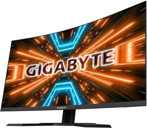 Review GIGABYTE G32QC-SA 165Hz 1440P Curved Monitor