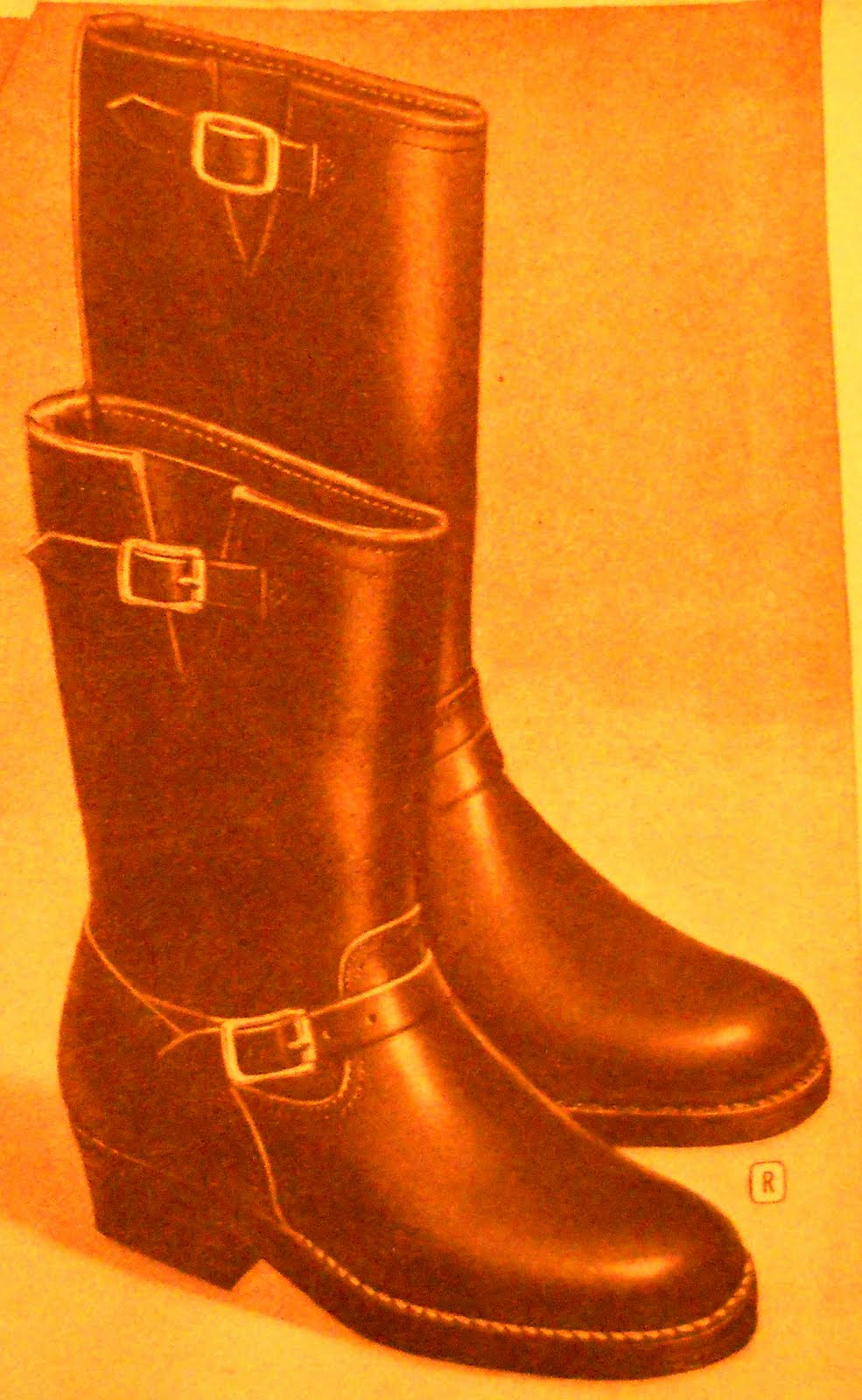 Vintage Engineer Boots Engineer Boot Lexicon Part Vi