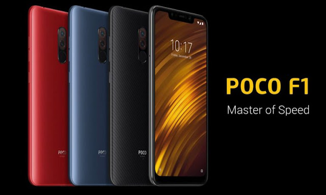 The next sale of Xiaomi Poco F1 on September 5, more than 1 million handsets sold in the First Sale