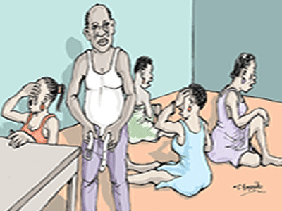 Man Blames God for Defiling his Four Daughters,