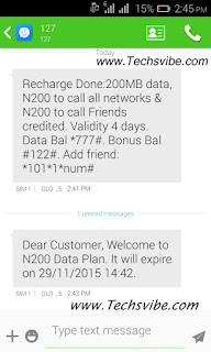 """Glo launches Twin Bash """"Get free 200mb, 500mb, 1gb, 2gb, 5GB Data Any Time You Buy Airtime"""" glo 2Bfree 2B200mb"""