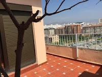 atico en venta gran via castellon terraza1