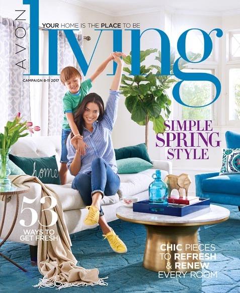 Avon Living Catalog campaign 8 2017 MoxieMavenBeauty.com