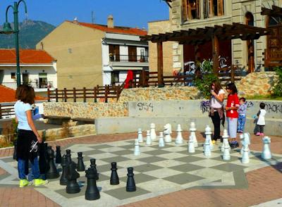 Σήμερα στην Καστοριά: Μεσαιωνική Μάχη στην Υπαίθρια Σκακιέρα
