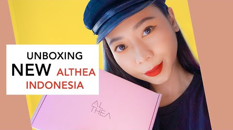Althea Indonesia 2018