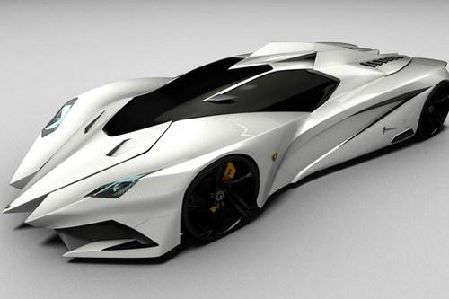 Future Cars Lamborghini Ferruccio Concept