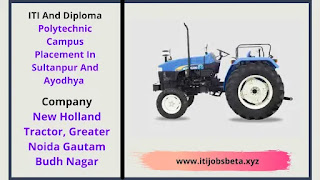 ITI And Diploma Polytechnic Campus Placement In Sultanpur And Ayodhya