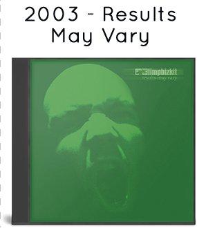 2003 - Results May Vary