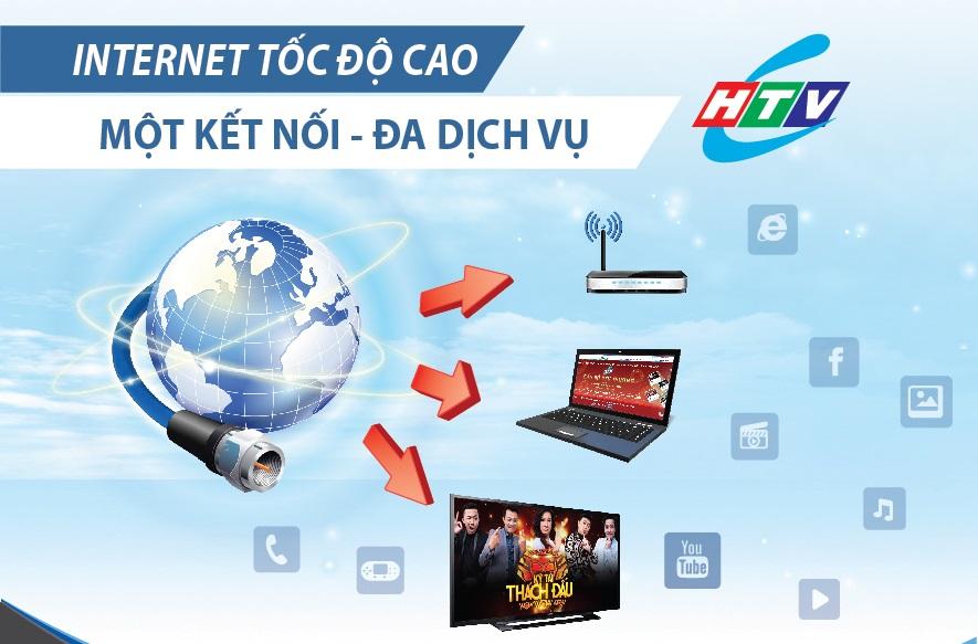 Khuyến mãi lắp cáp + Internet ở huyện Quận 12