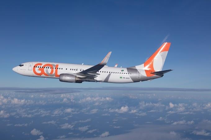 RN terá oferta maior da GOL em outubro e ligação direta com Fortaleza (CE)