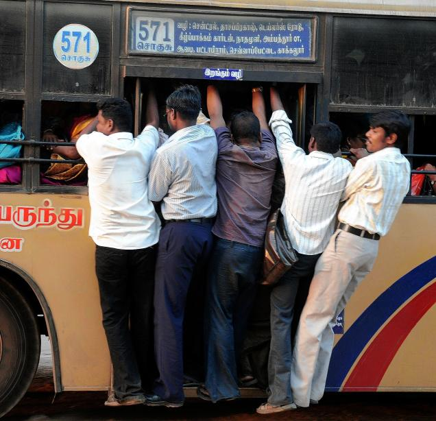 Chennai bus gropings 06 chubby girl 9