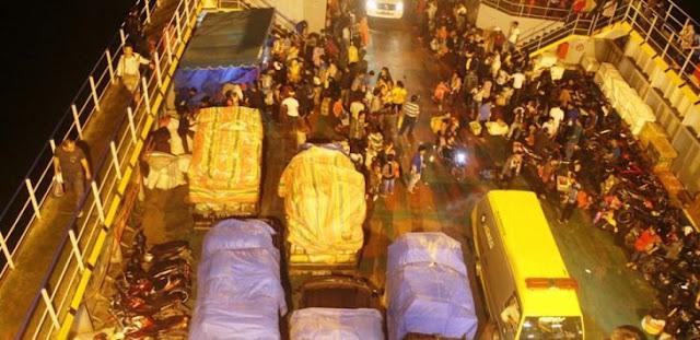 Tragedi Pembantai ABK Dan Penumpang Di Kapal Sibolga-Nias