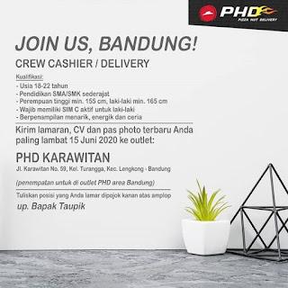 Lowongan Kerja PHD Indonesia Bulan Juni 2020 (Update)