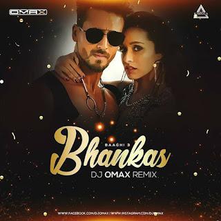 BHANKAS - TAPORI REMIX - DJ OMAX REMIX