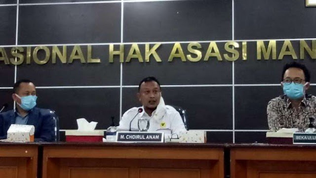Komnas HAM: Peristiwa Km 50 Tak Akan Terjadi Jika FPI Tak Tunggu Polisi yang Membuntuti