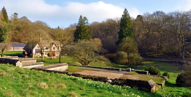 Chedworth Villa