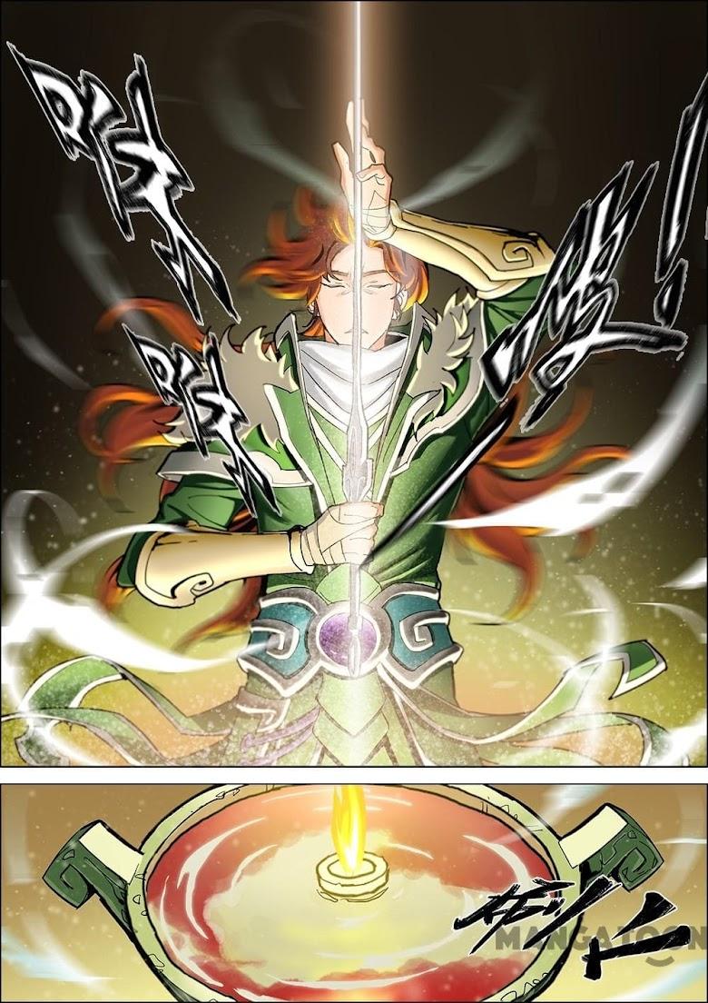 A Three-Kingdom Dream - หน้า 8