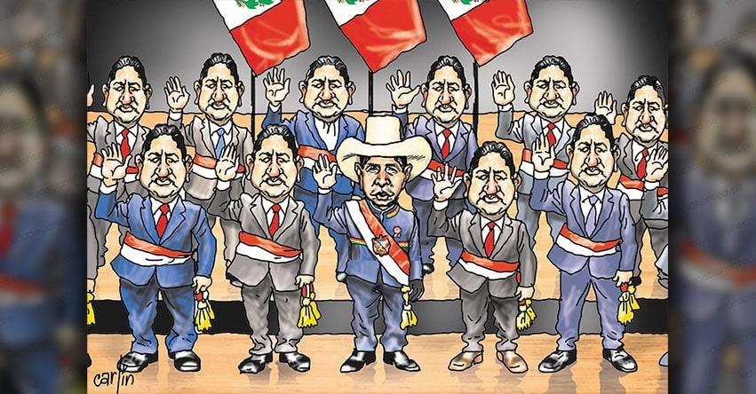 Carlincaturas Sábado 31 Julio 2021 - La República