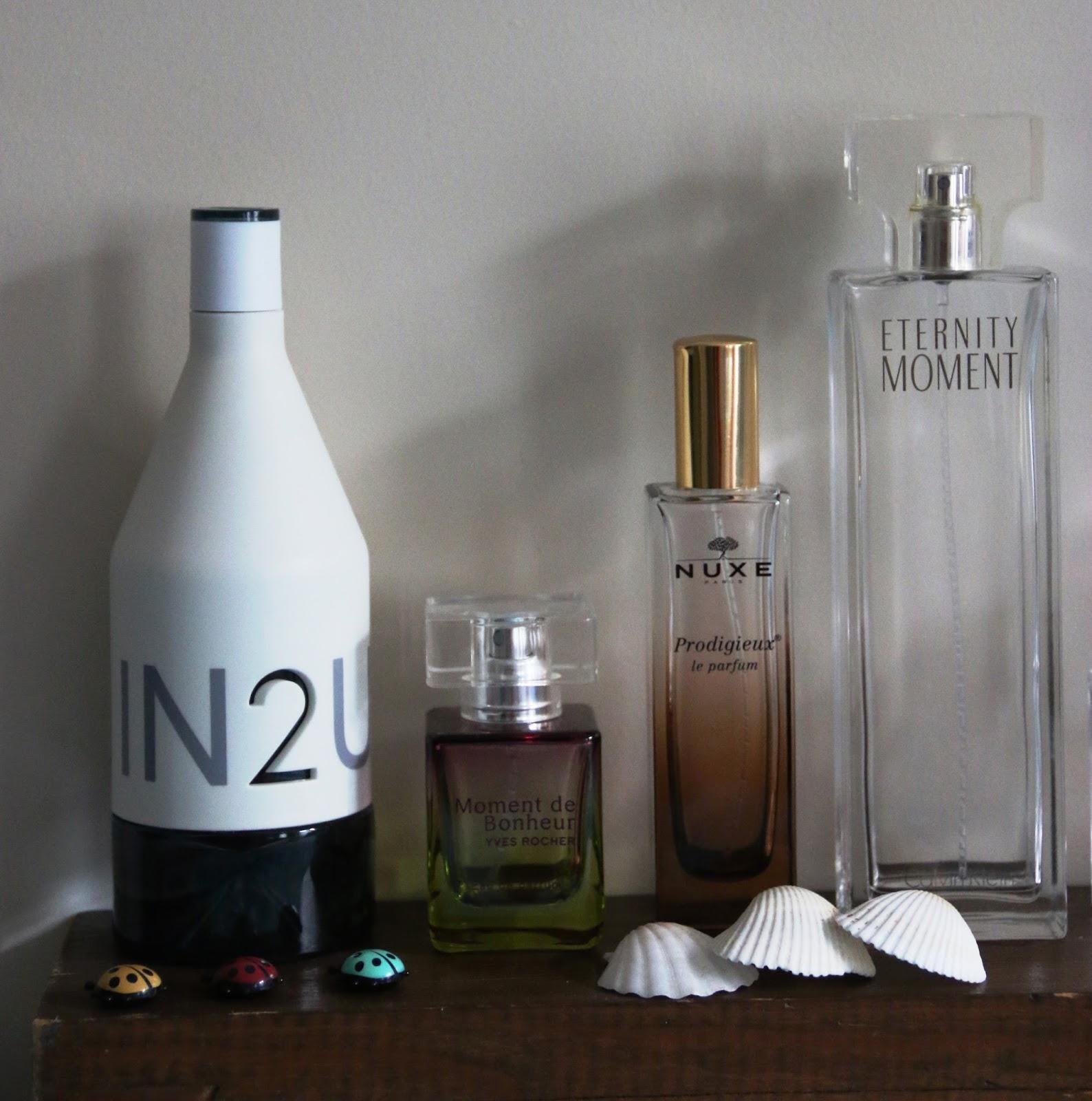 Dikkat Parfüm kullanırken