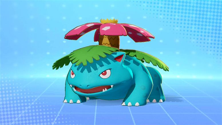 Pokémon Unite - Venusaur