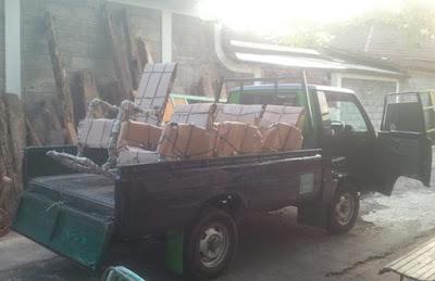 Sewa Mobil Pick up Surabaya ke Jakarta