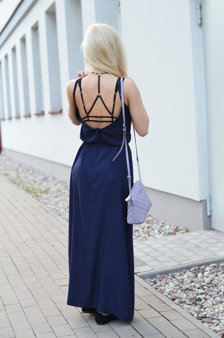 maxi dress fashion blog