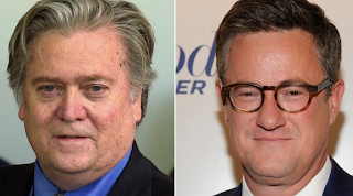 Scarborough: Steve Bannon Is The Real President