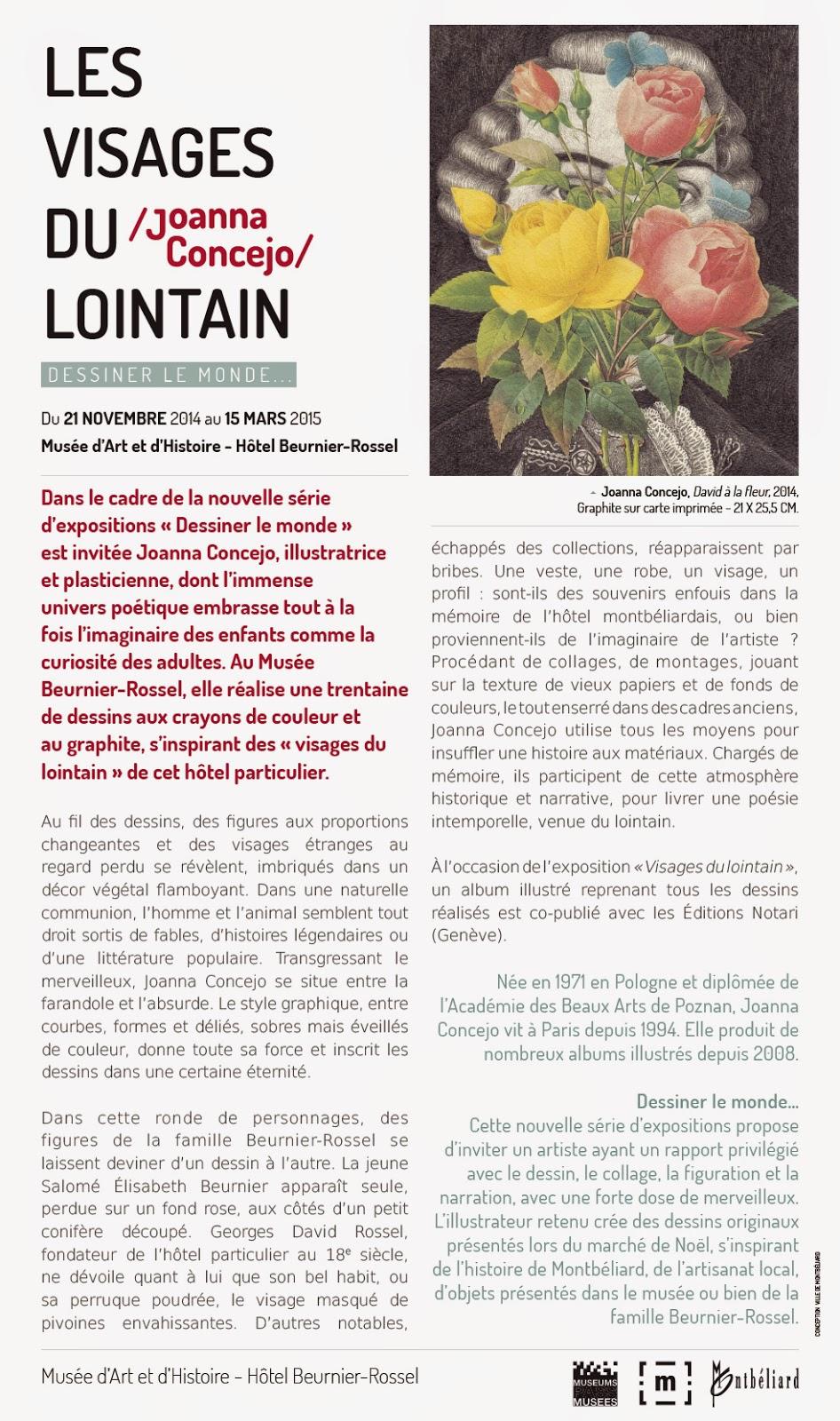 Cours De Dessin Montbéliard joanna concejo: 2014