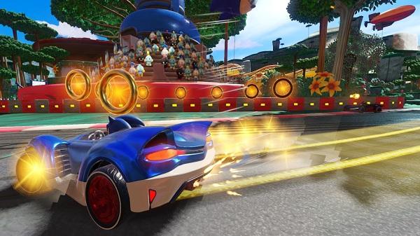 Free Download Team Sonic Racing