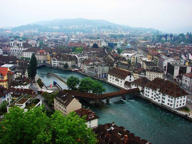 Fotos de Lucerna - Suíça