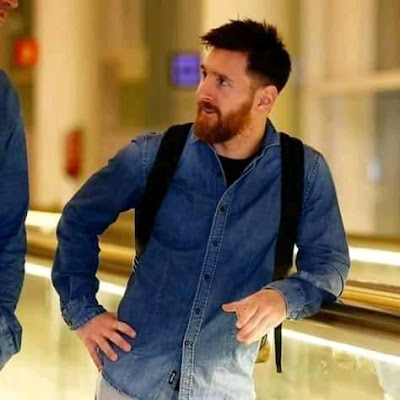 Is #Messi The #King Of #Football??