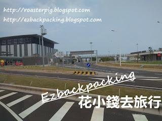 港珠澳大橋免費接駁巴士往澳門外港碼頭