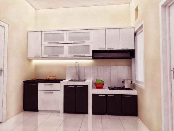 tips memilih model kitchen set sederhana