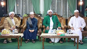 Pemkot Pontianak Gelar Shalawat Bersama Habib syech