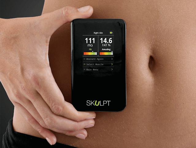 جهاز قياس نسبة الدهون في الجسم
