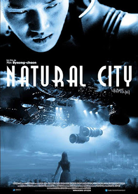 Póster película Natural City