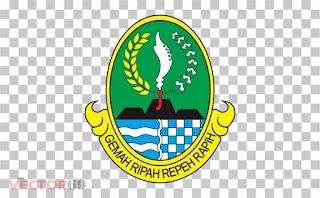 Logo Provinsi Jawa Barat - Download Vector File PNG (Portable Network Graphics)