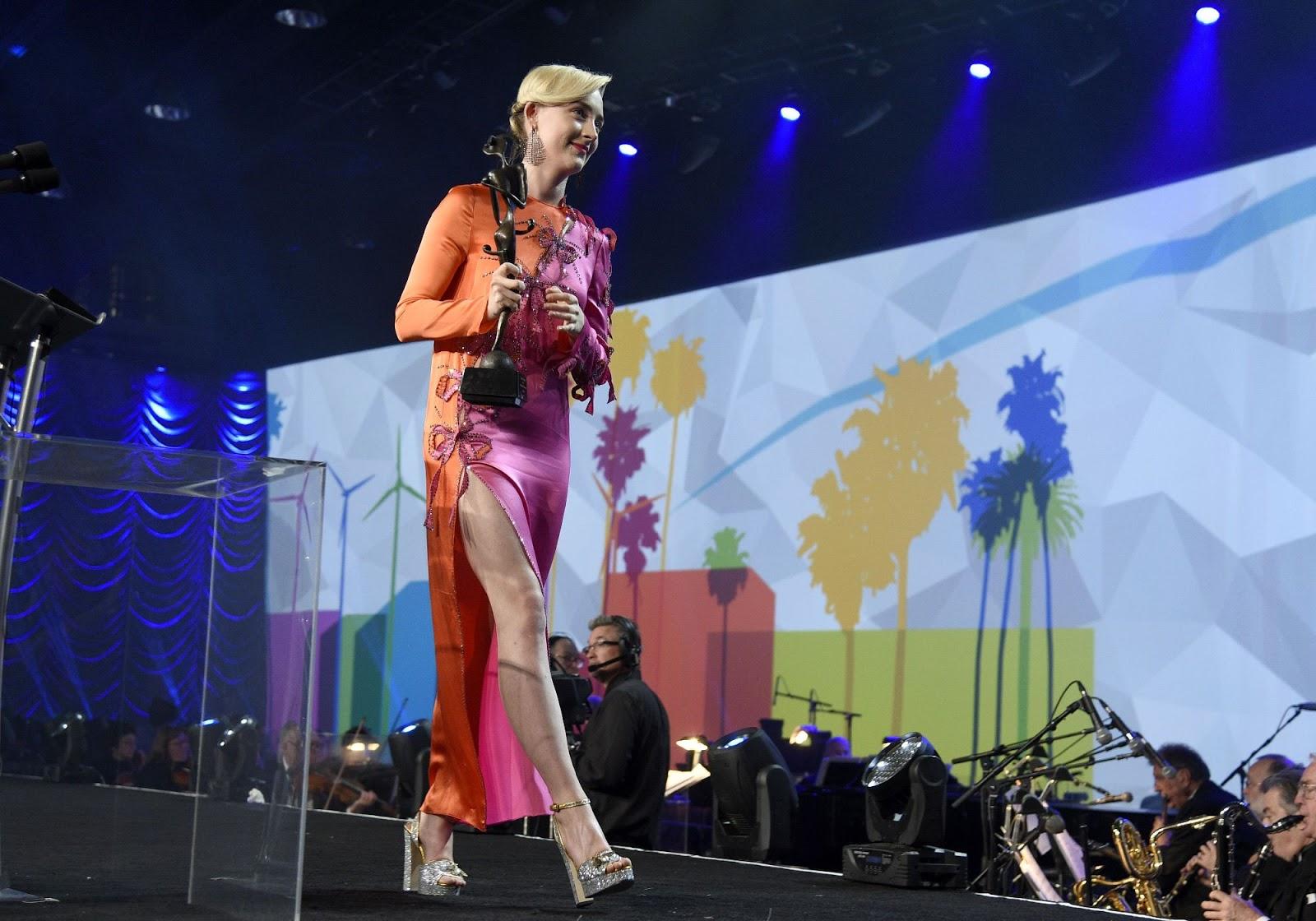 Saoirse Ronan at 29th Annual Palm Springs