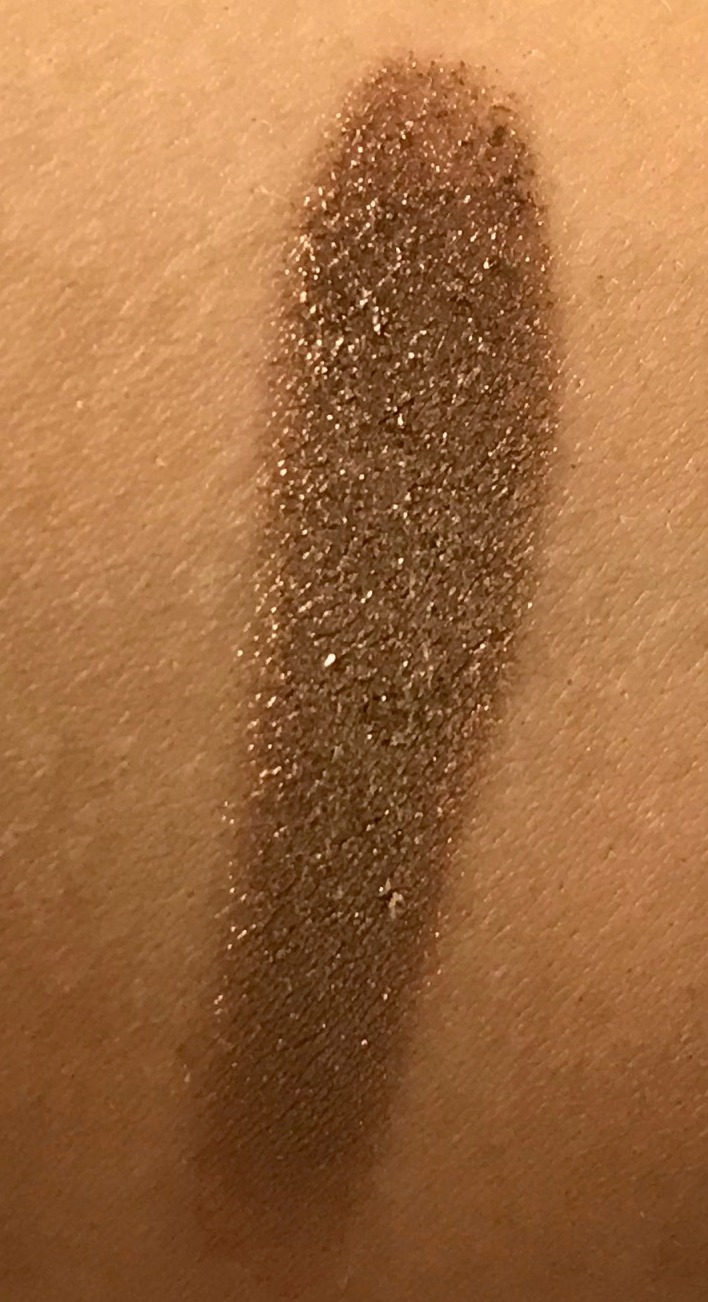 Pat McGrath Bronze Struck swatch