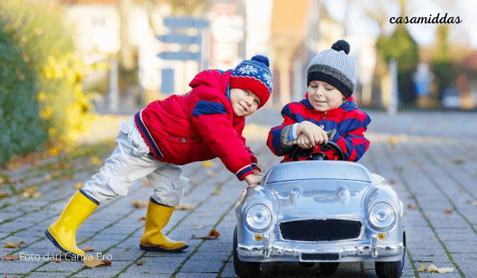 5 Mainan yang Aman dan Bisa Dinaiki Anak