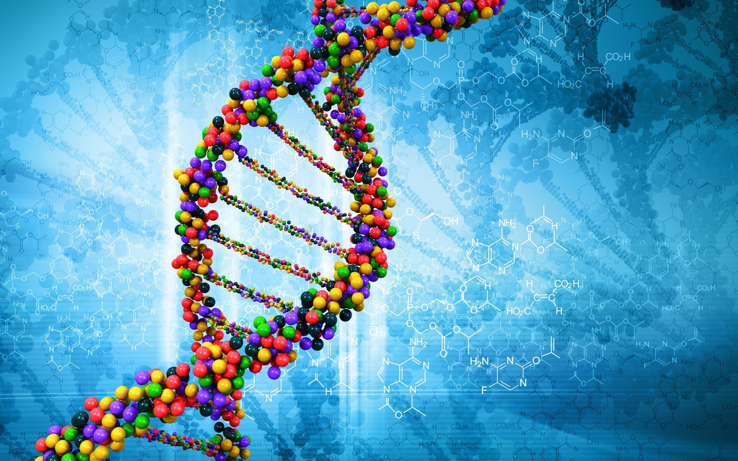 New Study Shows Human Cells Can Write RNA Into DNA