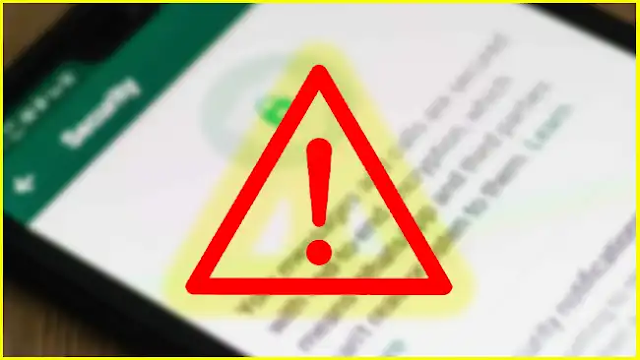 WhatsApp: Beware of this message from technical support & this number
