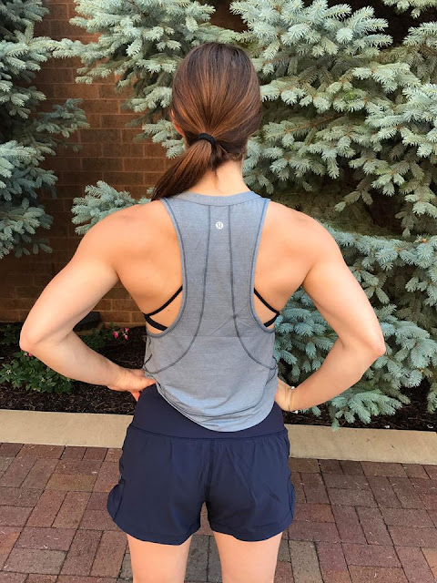 lululemon pace-perfect-short-tank