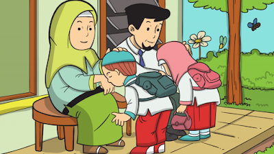 Doa Untuk Kedua Orang Tua (Ibu dan Bapak) Lengkap Beserta Latin Dan Terjemahnya