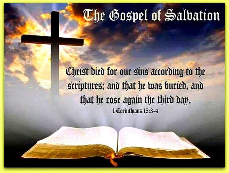 The Bible is the gospel