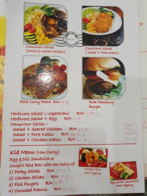 Kai Curry Bar @ Jalan Phuah Hin Leong, Penang