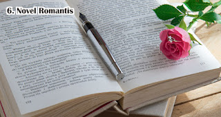 Novel Romantis