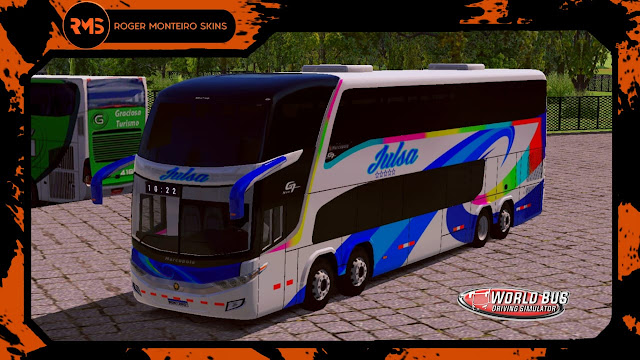 Skins World Bus, Julsa
