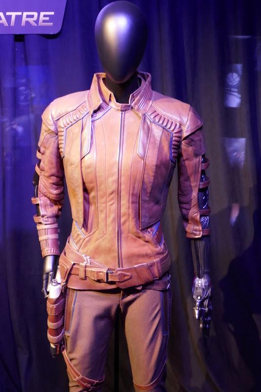 Nebula costume Avengers Endgame